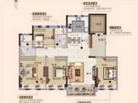 出售碧桂园 中央名邸4室2厅2卫125平米123.8万住宅