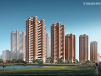 北京城房时代庄园三室两厅纯毛坯 正规三室黄金楼层 双学区 多种户型 轻轨口
