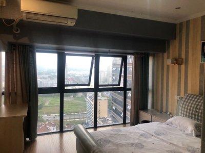 乐彩城公寓 五中学区房 41万不还价 出租中 18600一年 稳定 即买即收益