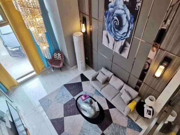 中垦流通复式公寓民用水电通燃气惠民批发市场旁