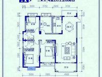 卓耕天御 洋房 142平 四室两厅 毛坯出售 南北双阳台 无税