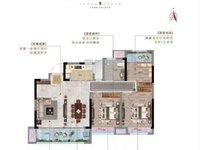 明湖原著标准三室 四开间朝南 绝美户型 均价8000
