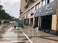 珑熙庄园纯一楼挑高4.8米 沿街门面能做两层 经营业态丰富 人流量大 十一中旁边