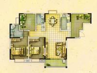 左岸香颂4室2厅2卫125平米105.8万住宅