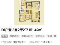 发能凤凰城 观景房 赠送面积多 得房率高 价格能大刀