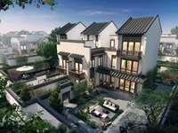 中式别墅产证160 -170平赠送160-170共计面积350来回接送 随时看房