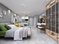 出售中垦流通 国际领寓2室1厅2卫56平米28万住宅