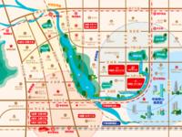 北京城房时代庄园电梯洋房三室两厅纯毛坯 正规小三室黄金楼层双学区多种户型 轻轨口