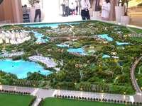 华侨城 欢乐明湖 环境超级棒!!五星级酒店 度假村 环湖跑道 以健康为主题的小区