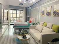 高速公寓 精装全配 家店齐全 交通方便 学区二实验小学和东坡中学