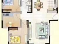 出售香颂名郡边户。南北通透!3室2厅1卫100平米83万住宅