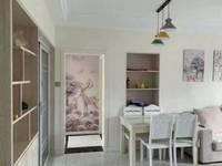 出售恒地滨河名园2室2厅1卫86平米65万住宅