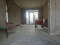 香颂明郡 三室边户南北通透 纯毛坯户型方正 客厅通阳台看房方便城南性价比最高三房