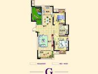 99广场凯迪 塞纳河畔,毛呸三室,采光好,靠近轻轨站,投资自住首选