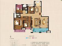 出售皖投 碧湖云溪4室2厅2卫126平米76万住宅