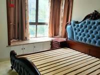 世贸大厦旁香颂名郡精装3室,全屋实木定制,终身保修,一次未住过,全天阳光,