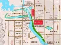国兴翡翠公馆 在售高层洋房 离市中心一桥之隔 联系我享受团购价