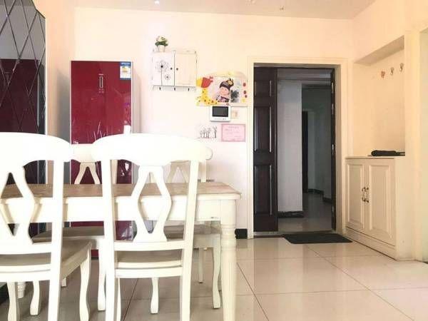 紫薇小学对面泰鑫城市星座88平方2室精装73.8万价格能谈