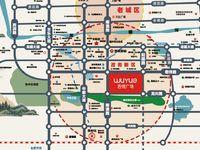 滁州吾悦广场商业旺铺 现在还有少量在售 面积有大有小可选性比较多 一铺养三代