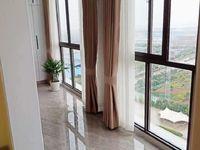 出售胜锦尚城国际3室2厅1卫市政府旁,紧连紫金广场和公园,繁华地段生活圈成熟