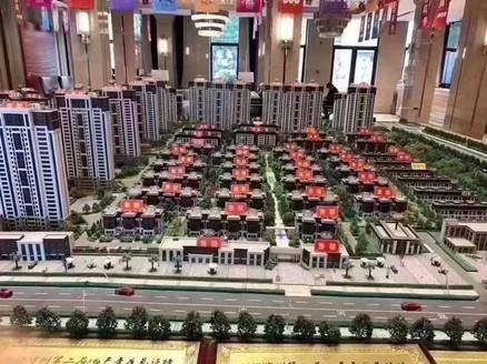 出售 鸿坤理想城叠墅带大平台4室2厅3卫165平米119.8万住宅