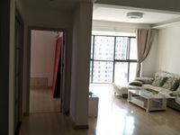 长租百合花园电梯房85平米2室1700元/月精装