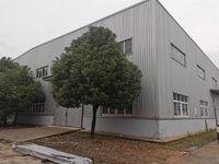 腰铺工业园现有一栋标准钢架结构厂房,有2600平方钢结构厂房,可用厂房、仓储