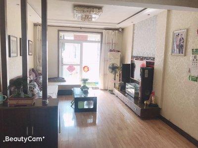 盛世华庭熙园3室2厅1卫110平方精装万达湖心路小学旁