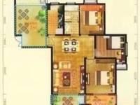 出售卓耕天御4室2厅2卫117.5平米105.8万住宅