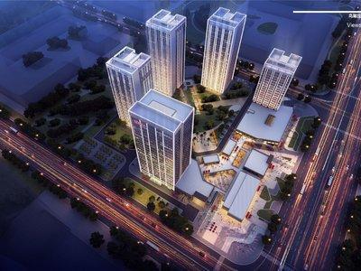 科创云谷复式公寓 买一层送一层 三十多万买明湖中学周边三房 性价比高到没对手