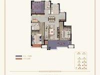 出售中丞 明湖原著3室2厅1卫108平米75万住宅