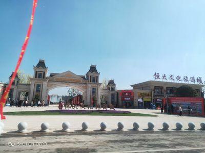 出售宁滁恒大文化旅游城1室2厅1卫52平米26万住宅