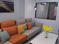 尚城国际 豪华装修 全新 未住 送中央空调 3室2厅1卫 二实验小学对面