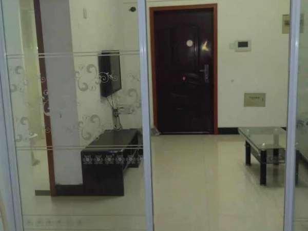 二中旁 中环国际 朝南户型 中装二室