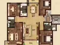 出售北京城建 珑熙庄园4室2厅2卫127.5平米132.8万住宅