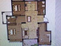 出售祥生艺境山城3室2厅2卫105平米86万住宅
