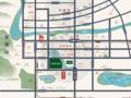 金鹏平湖明月交通图