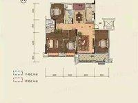 金鹏麓山院 高端小区 环境优美 3室2厅1卫121平米113.8万