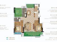 出售和顺 国樾府3室2厅2卫117平米84万住宅