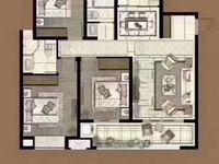 出售弘阳 时光澜庭3室2厅2卫110平米88万住宅