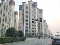 出售 鸿坤理想城3套连一起228平米三套可分开出售