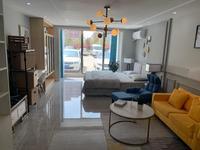 中垦复式公寓上下两层4.8挑高首付低民用水电