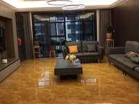 市中心中央名邸豪华装修大平层图片真实拍摄带地暖大阳台无尾款黄金楼层周边配套齐全