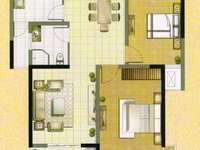 扬子花园旁 城东花园 83平方2室 毛坯46万能谈