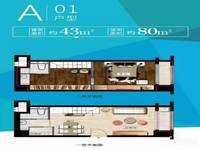 出租星荟城1室1厅1卫44平米500元/月住宅