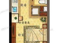 出售泰鑫现代城1室1厅1卫40平米32万住宅