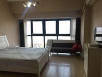 出租泰鑫现代城单身公寓出租1室1厅1卫45平米1250元/月住宅