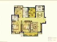出售发能国际城精装修3室2厅1卫140平米137万住宅