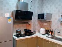 泰鑫中环国际白云楼上单身公寓可挂学区通燃气