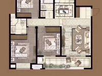 城南五月广场对面弘阳时光澜庭,边户,全天阳光,正规三室,品质小区,周边生活方便
